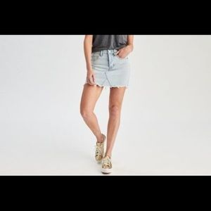 AE Denim Skirt